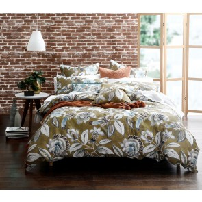 Lark Duvet Cover Set by MM Linen