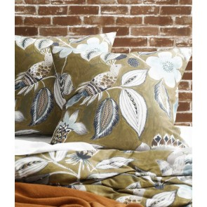 Lark Euro Pillowcase Pair by MM Linen