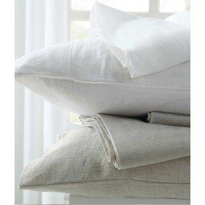 Laundered Linen Sheet Sets by MM Linen