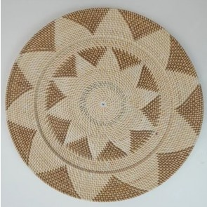 Lombok Wall Decor Brown/Natural