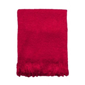 Limon Clara Red Throw