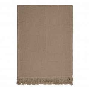 Lindis Throw by Linens & More - Donkey