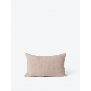 Linen Cotton Blend Cushion Cover Heather - 2 Pack