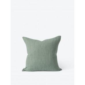 Linen Cotton Blend Cushion Cover Heron - 2 Pack