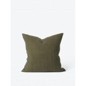 Linen Cotton Blend Cushion Cover - 2 Pack