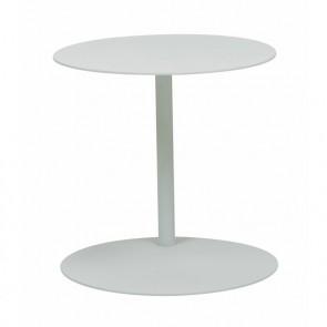 Aperto Ali Round Side Table (Outdoor) - White