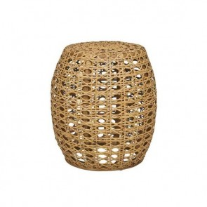 Tully Woven Side Table - Natural
