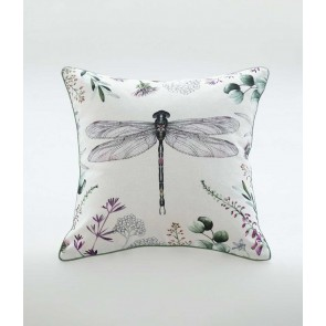 Lula Dragonfly Cushion by MM Linen