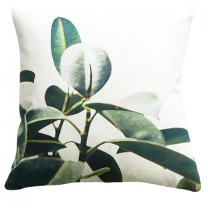 Limon Lush Leaves Cushion