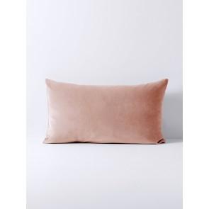 Luxury Velvet Indian Teal Standard Pillowcase Each