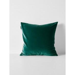 Luxury Velvet Cushion by Aura - Forest Night