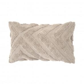 Lynd Cushion by Bambury - Latte
