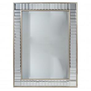 Bevelled Centre Mirrored Mirror