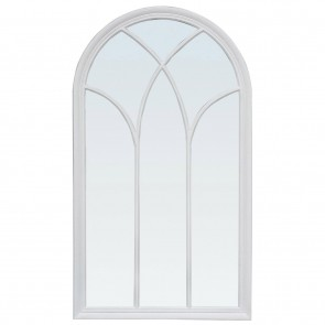 Classic Arch Wooden Mirror