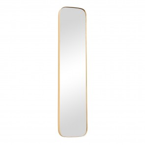 Rounded Dress Mirror