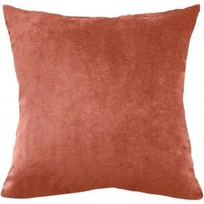 Mulberi Majestic Velvet/Linen Cushion - Spice