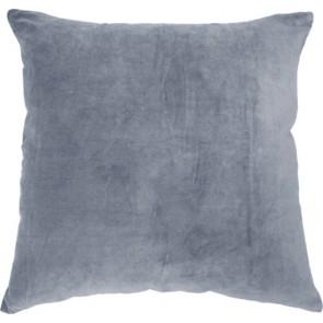 Mulberi Majestic Velvet/Linen - Steel Grey