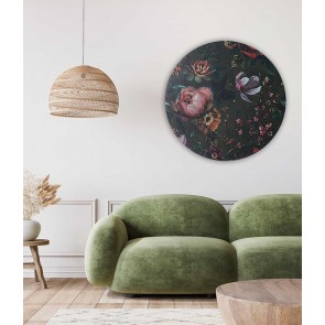Mellini Round Wall Art by MM Linen