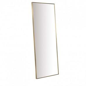 Elle Floor Mirror by Globe West - Brushed Gold