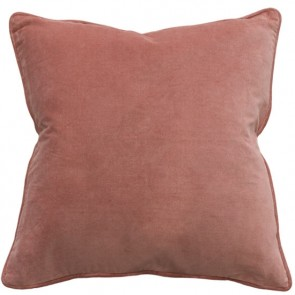 Mulberi Montpellier Muted Coral Cushion