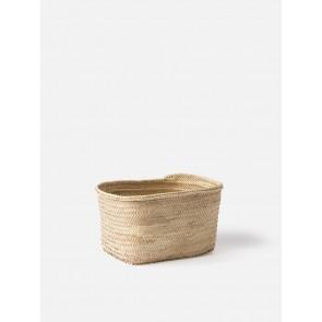 Moroccan Rectangle Storage Basket Large - Set of 2