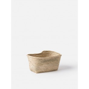 Moroccan Rectangle Storage Basket Small - Set of 2