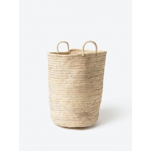 Moroccan Tall Storage Basket
