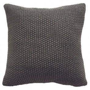 Mulberi Milford Moss Stitch Cushion - Mangrove