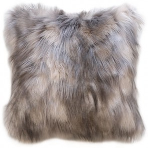 Heirloom Mountain Hare Square Cushion - 45cm