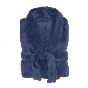 Microplush Robe by Bambury - Denim
