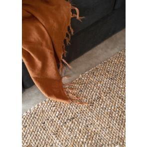 Mulberi Nebraska Ochre Floor Rug