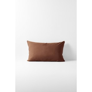 Halo Organic Cotton Standard Pillowcase Tobacco - Each