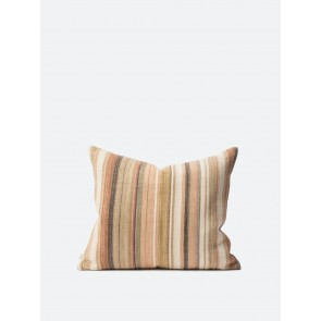 Nina Linen Jute Cushion Cover