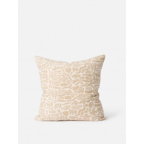 Nomad Cushion Cover Artichoke/Natural - 2 Pack