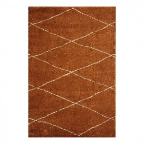 Limon Nomad Canyon Brick-Sand Floor Rug