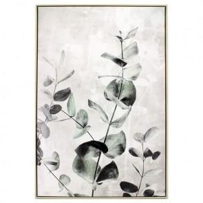 Eucalyptus Branch Painting