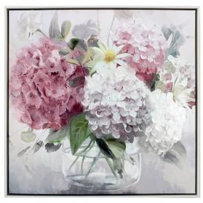 Daisy Posy Oil Painting