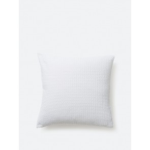 Organic Cotton Waffle Euro Pillowcase Pair