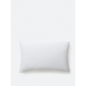 Organic Cotton Large Waffle Pillowcase Pair