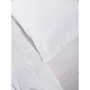 Mini Waffle Organic Cotton Pillowcase Pair