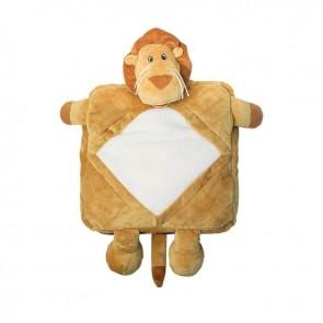 Lion Go-go Pillow