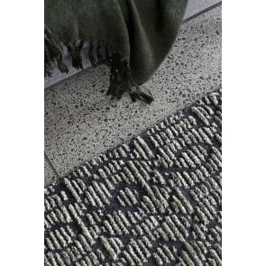 Mulberi Osiris Natural/Black Rug