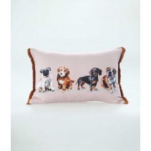 Duke Otis Long Cushion by MM Linen