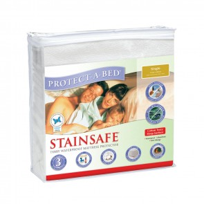 PROTECT-A-BED Stainsafe Mattress Protector