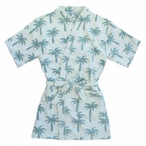 Palm Robe by Bambury - Surf