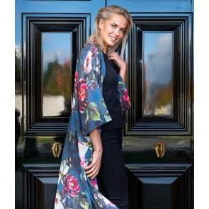 Paloma Long Kimono by MM Linen