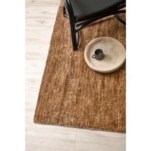 Mulberi Pampas Floor Rug - Natural Brown