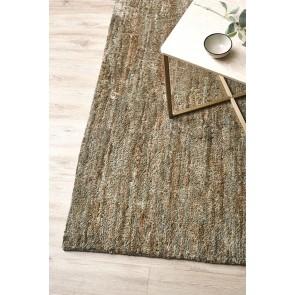 Mulberi Pampas Floor Rug - Spring Green