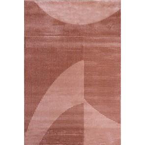 Limon Iberia Parabola Floor Rug - Sienna