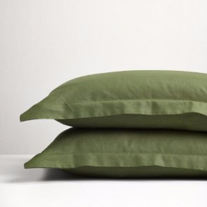 Forest Linen Pillowcases